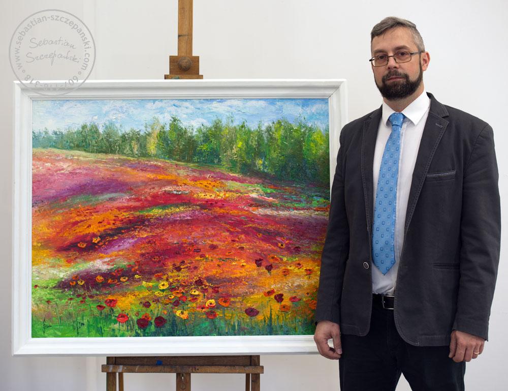 Wiosenna aukcja obrazów na onebid.pl