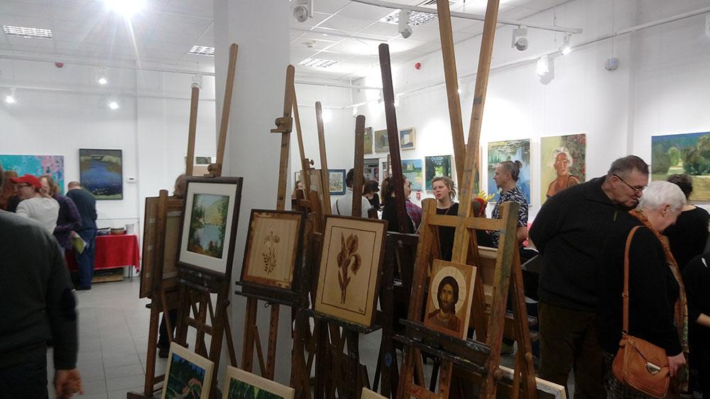 Wystawa poplenerowa